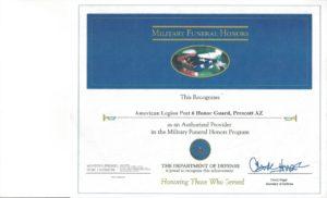 HG Certification